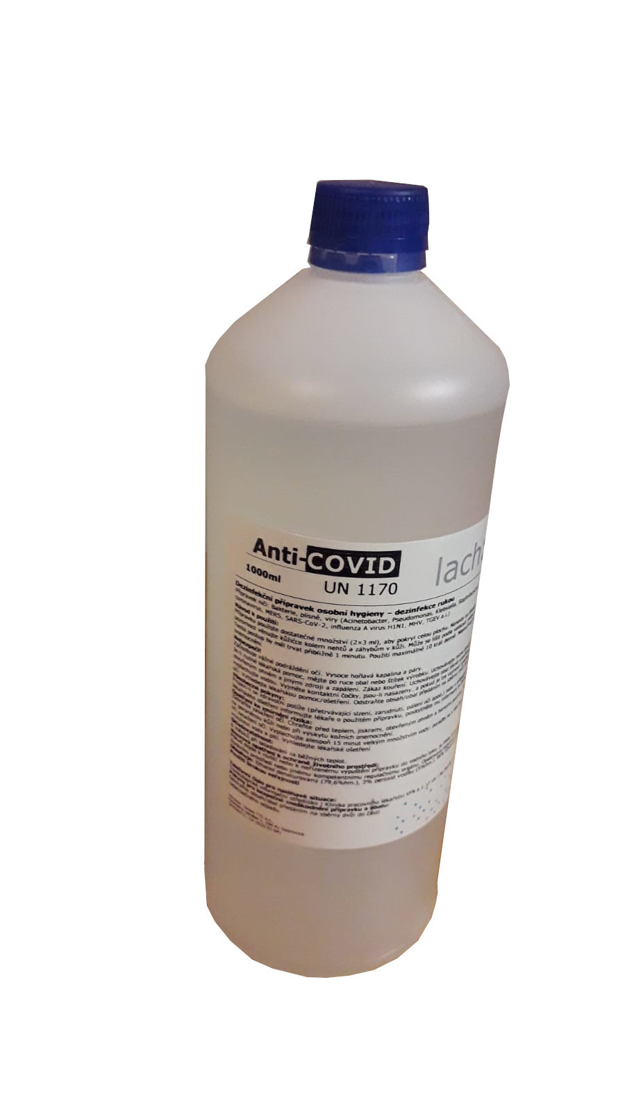 Anti-COVID dezinfekce -1000ml